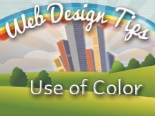 Web Design Tips, Use of Color on your Website, Denver web design