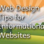 Web Design Tips for Informational Websites