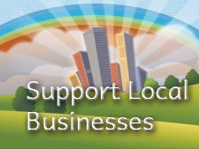 My Promise for 2013:  Support Local Businesses