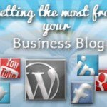 Getting the most from your business blog