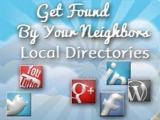 Get Found By Your Neighbors: the power of local directories