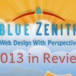 The Blue Zenith Blog: 2013 In Review