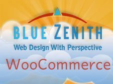 Blue Zenith and WooCommerce