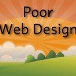 Improving Your Website: Poor Website Design