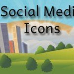 Using Icons To Promote Your Social Media Accounts