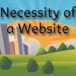 The Necessity of a Website