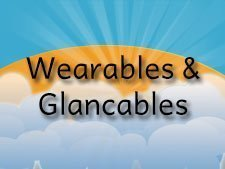 Wearables and Glanceable Content | Blue Zenith