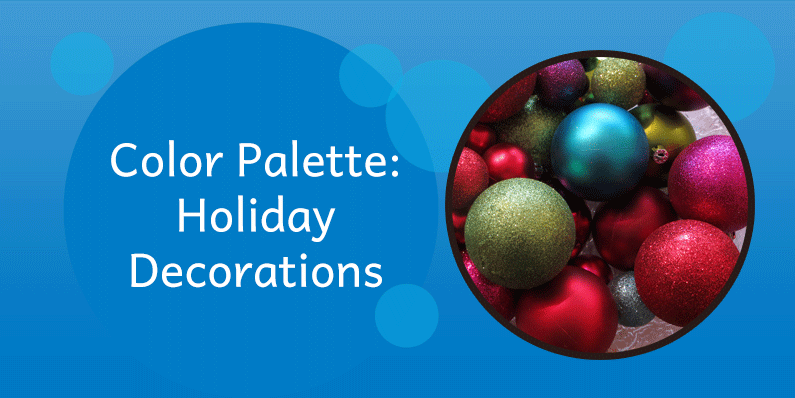 Color Palettes: Holiday Decorations