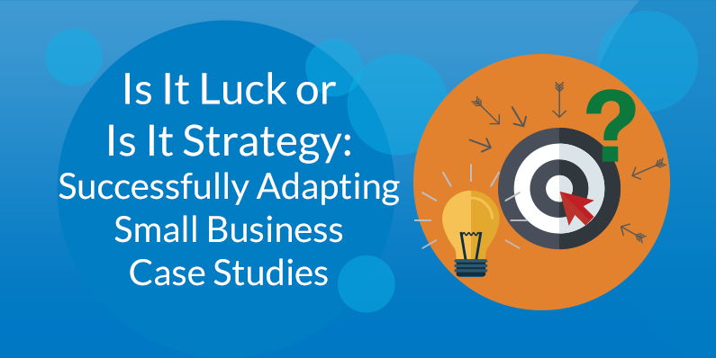 small business case studies Learn how current small business customers have used salesforce from crm case studies to improve their operation, as well as other benefits and advantages.
