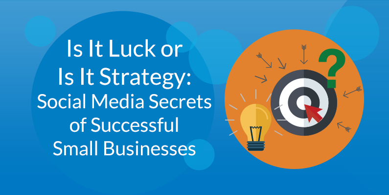Social Media Marketing Secrets of Successful Small Businesses