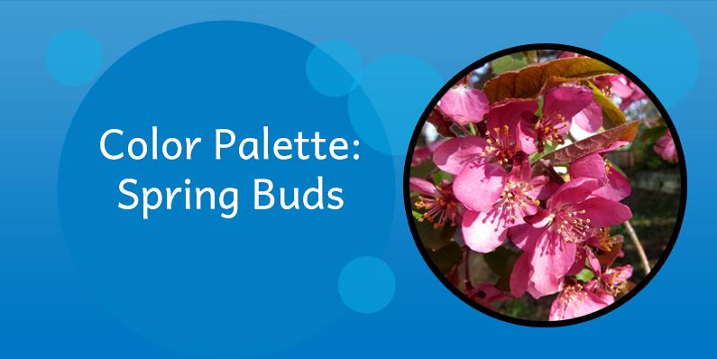 Color Palettes: Spring Buds