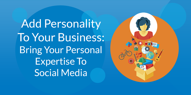 Bring Your Personal Expertise to Social Media