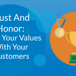Share Your Values With Your Customers