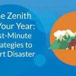 Last-Minute Strategies to Avert Disaster