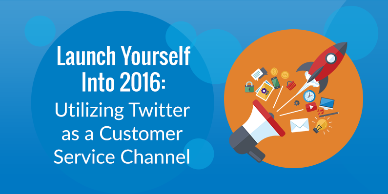 Utilizing Twitter as a Customer Service Channel