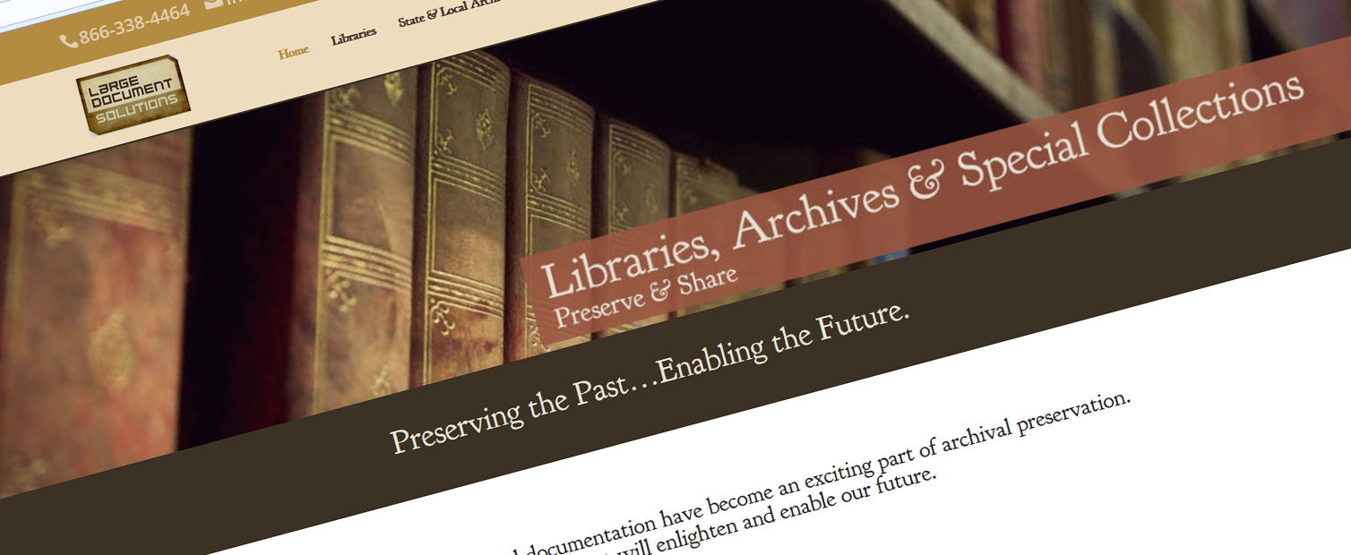 Digital Preservation Archiving
