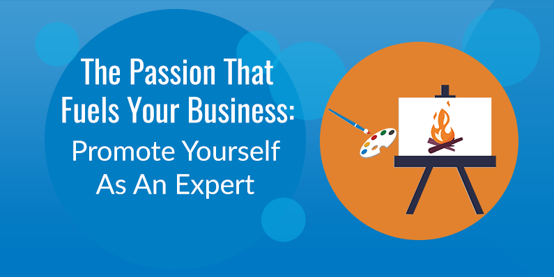 Promote Yourself As An Expert