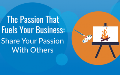 Share Your Passion With Others