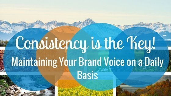 Maintaining Your Brand Voice on a Daily Basis