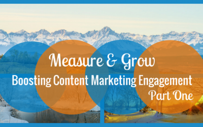 Measure and Grow: Boosting Content Marketing Engagement, Part One