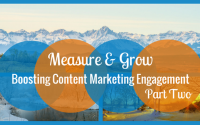 Measure and Grow: Boosting Content Marketing Engagement, Part Two
