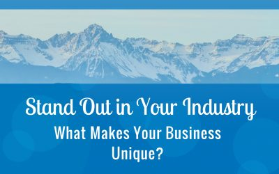 What Makes Your Business Unique?