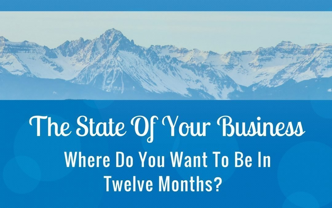 The State of Your Business