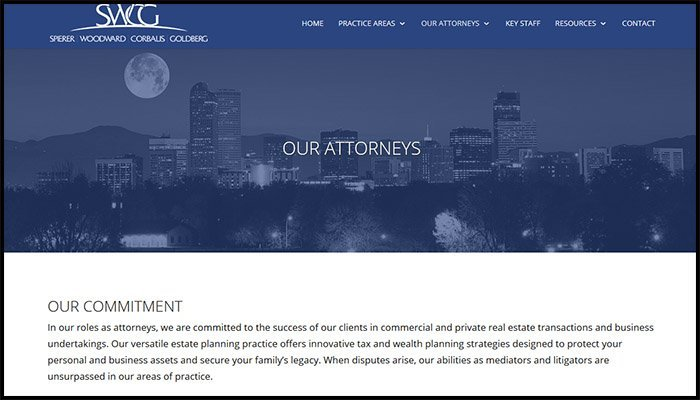 Practical Lawyer Website