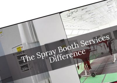 Spray Booth Services