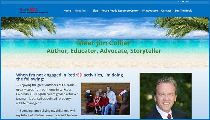 Retirement Recess Website