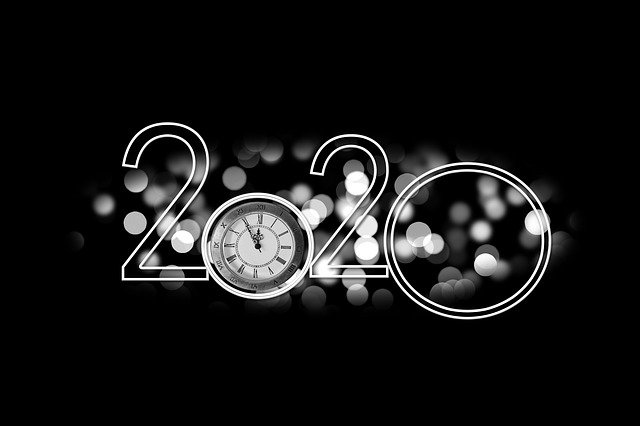 The Year 2020-A New Decade