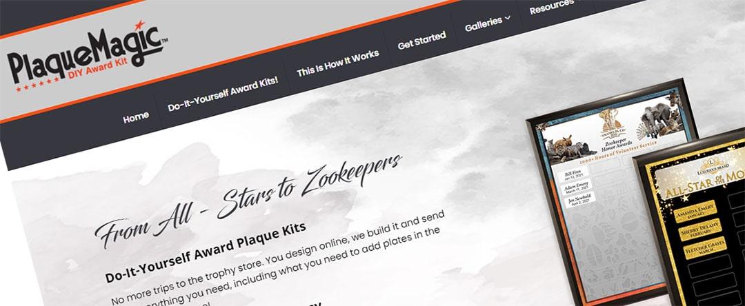 PlaqueMagic's Website
