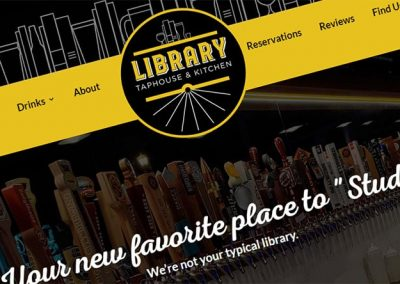 Library Taphouse & Kitchen
