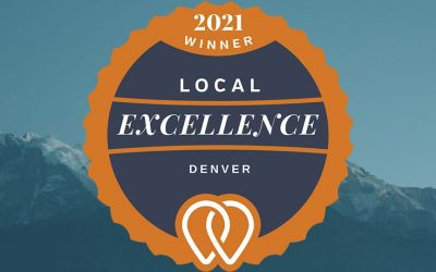 Blue Zenith Design + Strategy Announced as a 2021 Local Excellence Award Winner by UpCity!