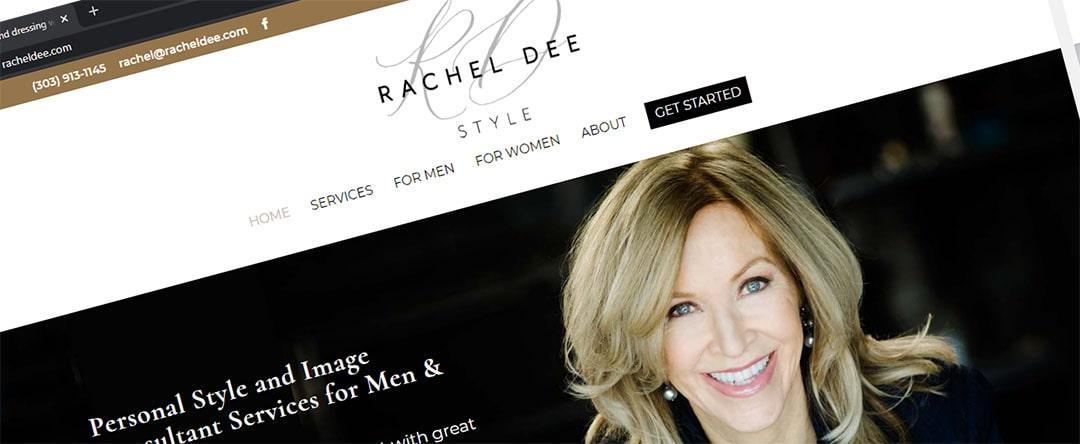 Rachel Dee's Home Page