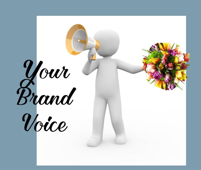 Your brand Voice/ BZ blog
